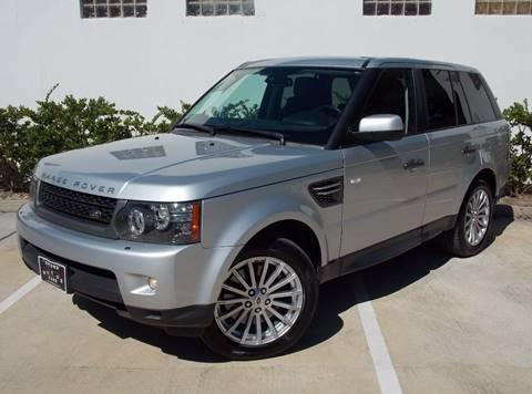 2011 Land Rover Range Rover Sport for sale in Houston, TX