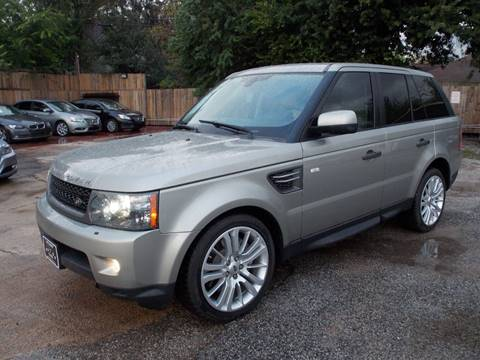 2010 Land Rover Range Rover Sport For Sale - Carsforsale.com®