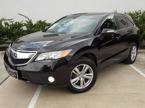 Used Acura RDX For Sale In Houston TX Carsforsalecom - Used acura rdx for sale