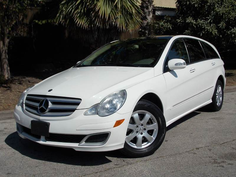 2007 mercedes benz r class awd r320 cdi 4matic 4dr wagon for Mercedes benz r320 cdi