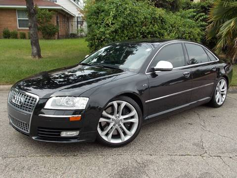 Used Audi S8 For Sale - Carsforsale.com