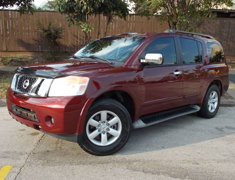 2012 Nissan Armada for sale in Houston, TX