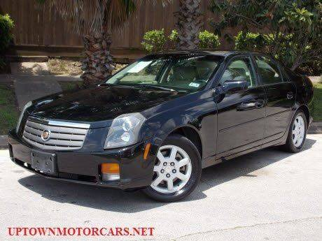 2005 Cadillac CTS for sale in Houston, TX
