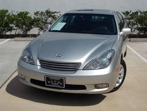 2002 Lexus ES 300 for sale in Houston, TX