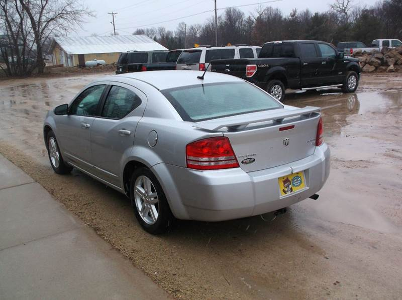 2010 Dodge Avenger R/T 4dr Sedan - Redgranite WI