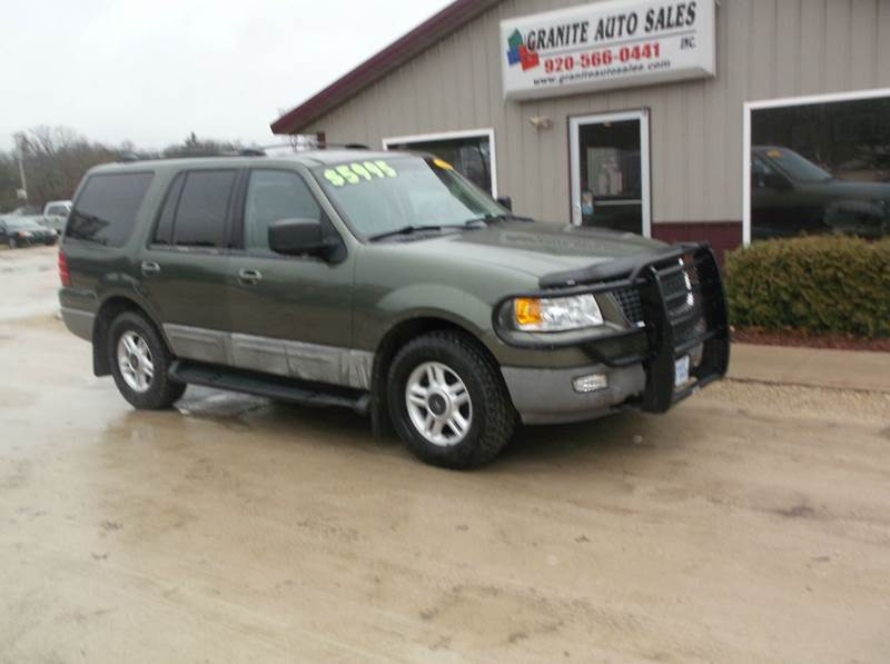 2003 Ford Expedition XLT 4WD 4dr SUV - Redgranite WI