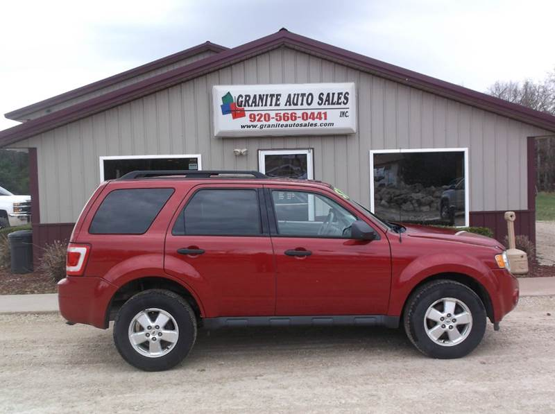 2010 Ford Escape XLT 4dr SUV - Redgranite WI