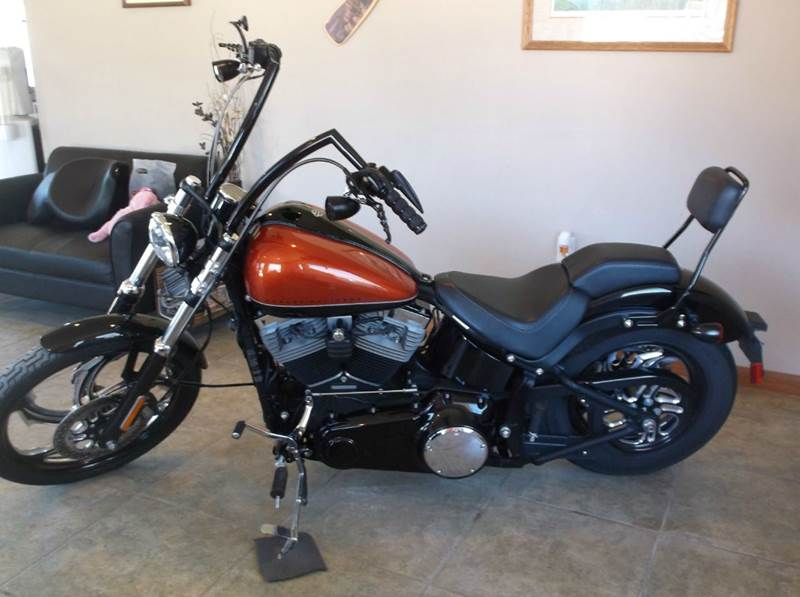 2011 Harley-Davidson Softtail  - Redgranite WI