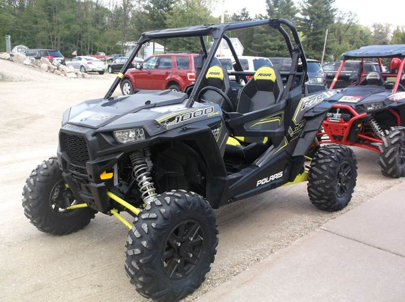 2016 Polaris Ranger RZR  - Redgranite WI