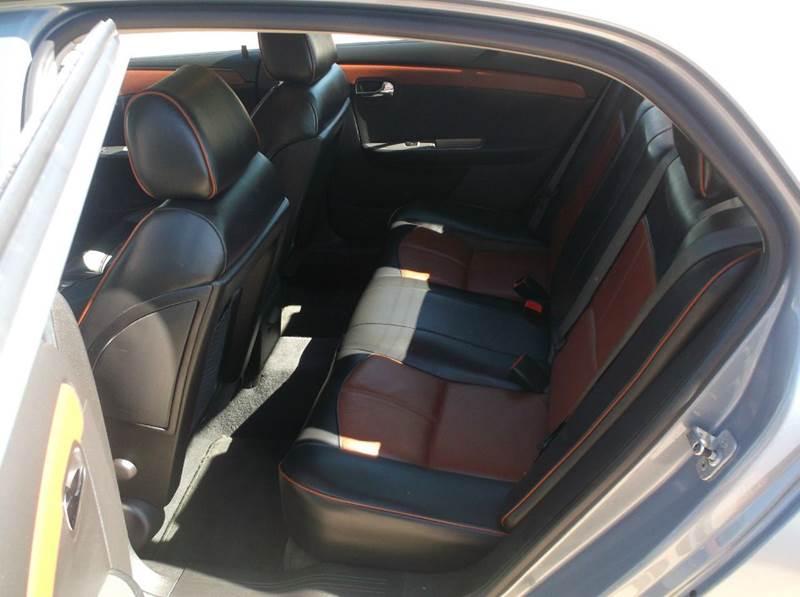 2008 Chevrolet Malibu LTZ 4dr Sedan - Redgranite WI
