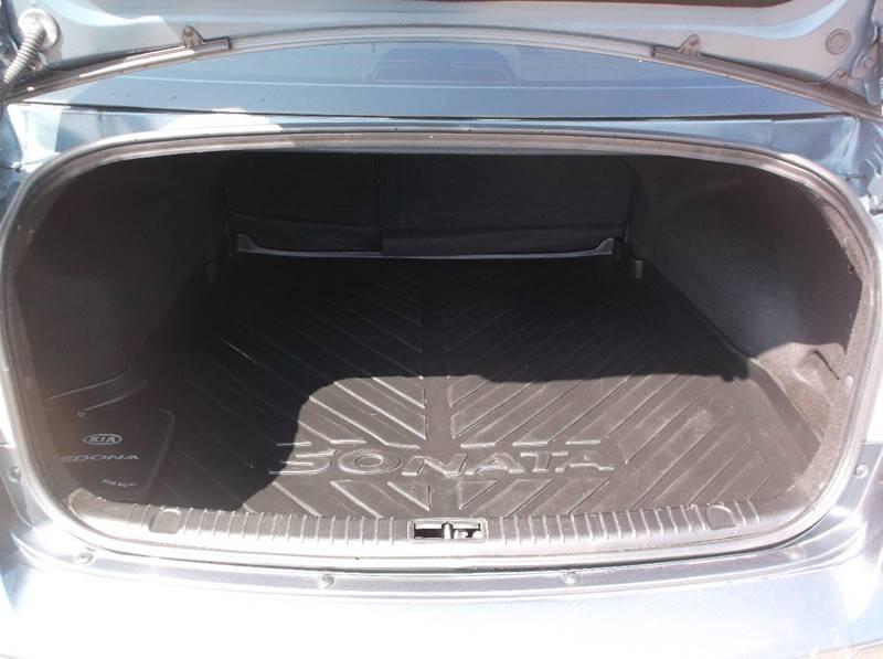 2010 Hyundai Sonata GLS 4dr Sedan - Redgranite WI