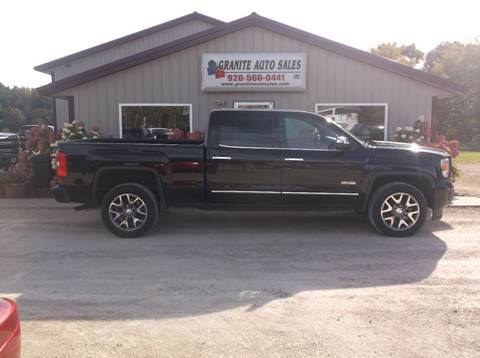 2014 GMC Sierra 1500 for sale in Redgranite, WI