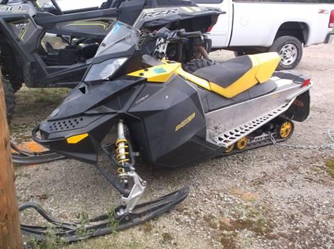 2009 Ski-Doo 800 REV XP
