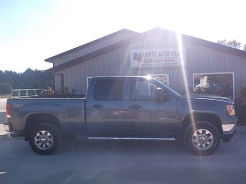 2011 GMC Sierra 2500HD for sale in Redgranite, WI