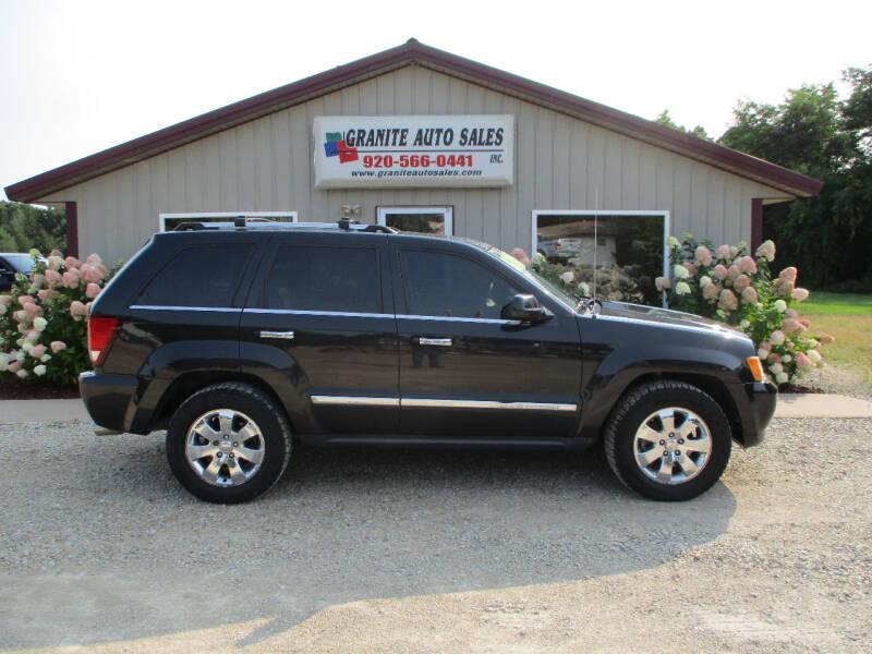 2010 Jeep Grand Cherokee for sale at Granite Auto Sales in Redgranite WI