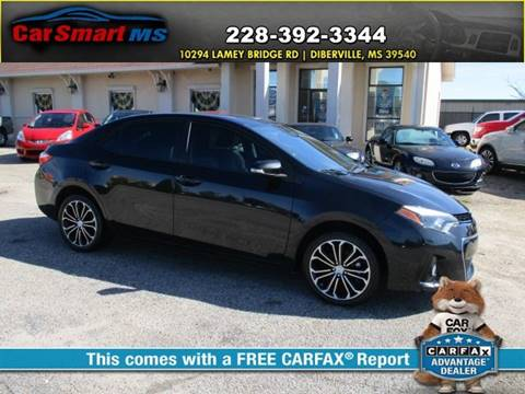 2015 Toyota Corolla for sale in Diberville, MS