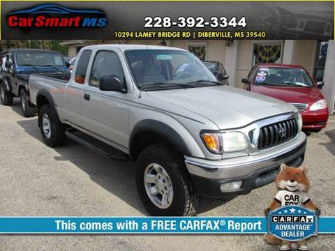 2002 Toyota Tacoma for sale in Diberville, MS