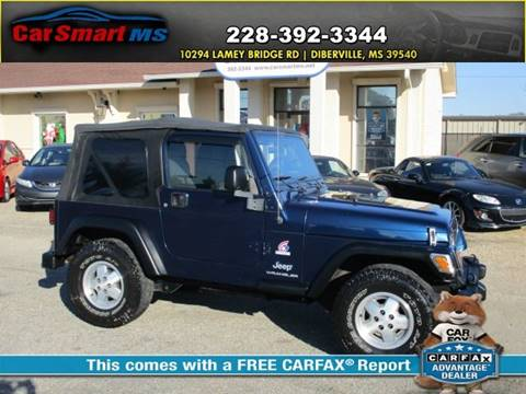 2003 Jeep Wrangler for sale in Diberville, MS