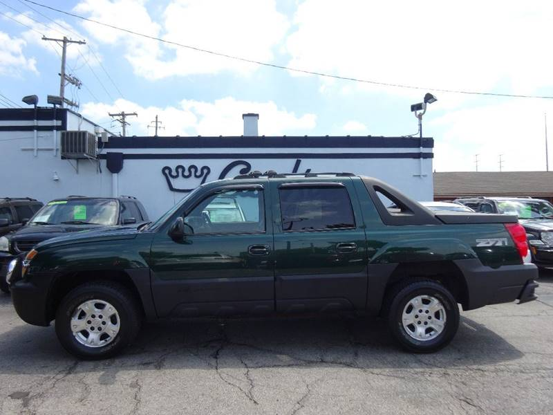 2003 Chevrolet Avalanche  - West Allis WI