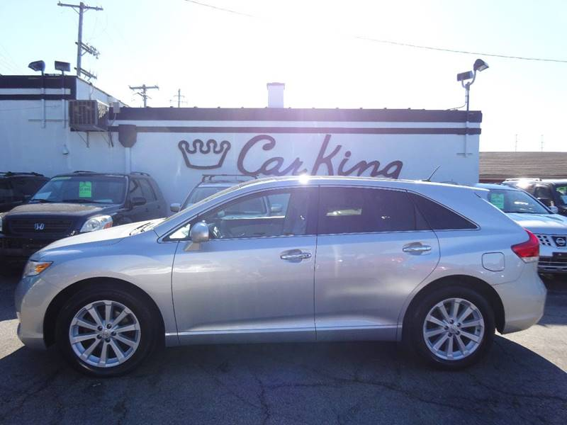2012 Toyota Venza AWD XLE 4cyl 4dr Crossover - West Allis WI