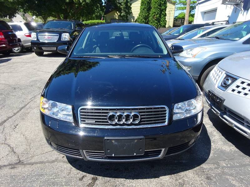2002 Audi A4 AWD 1.8T quattro 4dr Sedan - West Allis WI