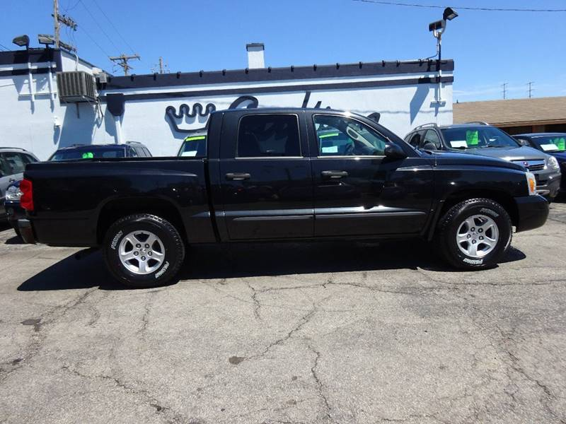 2007 Dodge Dakota SLT 4dr Quad Cab 4x4 SB - West Allis WI