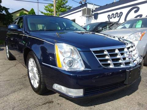 2008 Cadillac DTS for sale in West Allis, WI