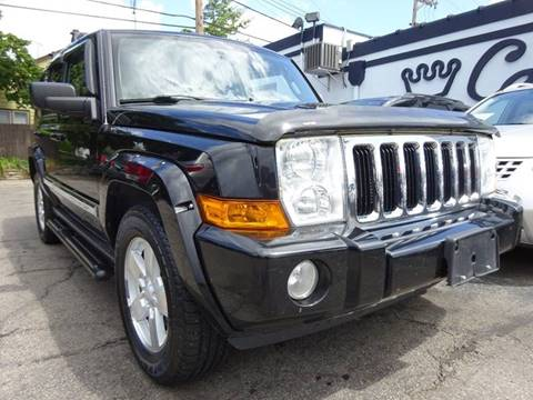 2006 Jeep Commander for sale in West Allis, WI