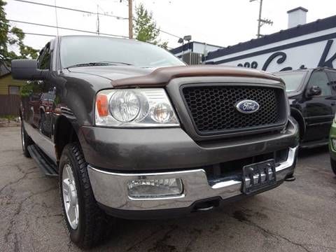 2004 Ford F-150 for sale in West Allis, WI