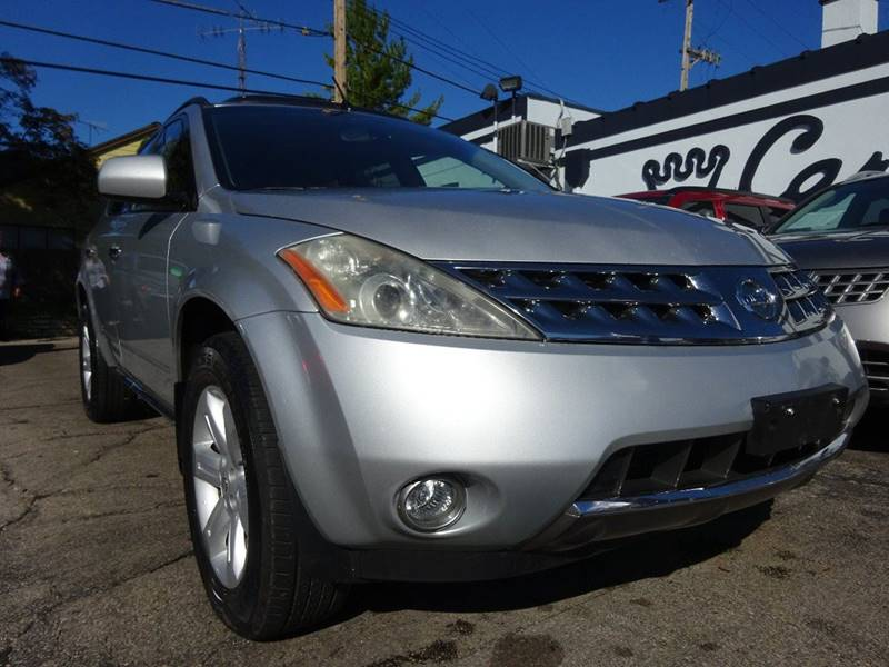 2006 Nissan Murano AWD SL 4dr SUV   West Allis WI