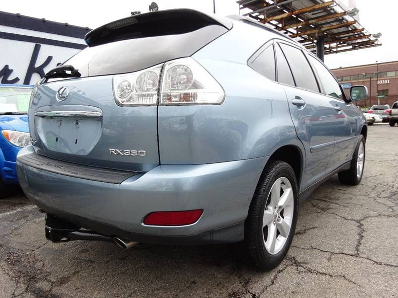 2006 Lexus RX 330 AWD 4dr SUV - West Allis WI