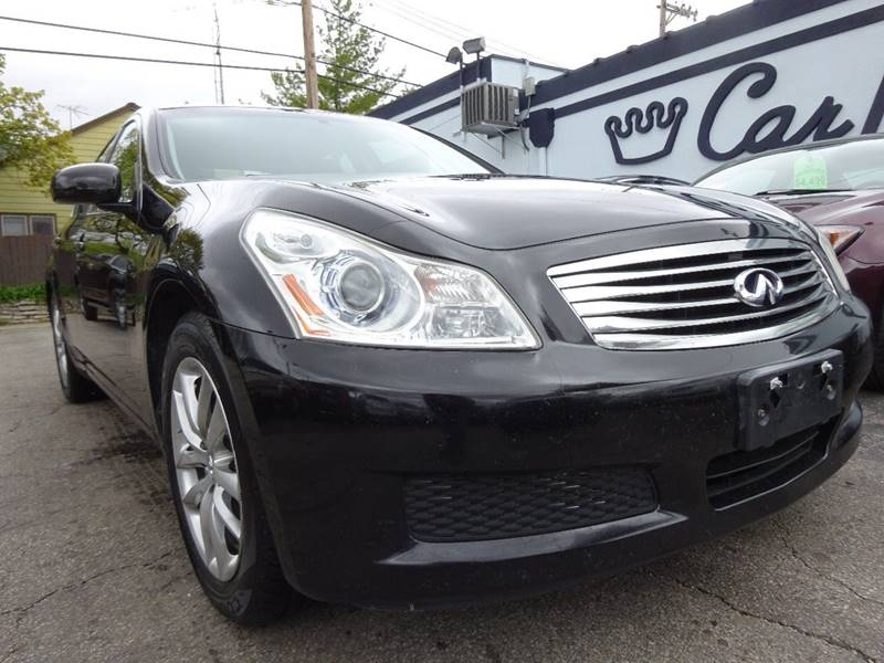 2008 Infiniti G35 AWD x 4dr Sedan - West Allis WI