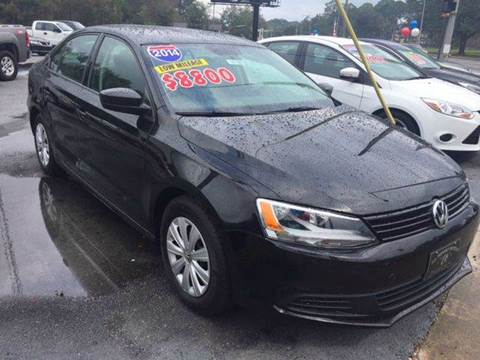 2014 Volkswagen Jetta for sale at GOLD COAST IMPORT OUTLET in St Simons GA
