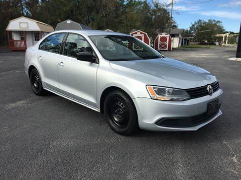 2013 Volkswagen Jetta for sale at GOLD COAST IMPORT OUTLET in St Simons GA