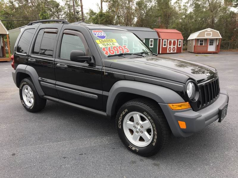 2006 Jeep Liberty for sale at GOLD COAST IMPORT OUTLET in Saint Simons Island GA