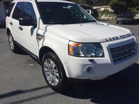 2008 Land Rover LR2 for sale at GOLD COAST IMPORT OUTLET in St Simons GA