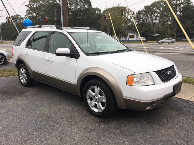 2006 Ford Freestyle for sale at GOLD COAST IMPORT OUTLET in Saint Simons Island GA
