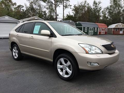 2005 Lexus RX 330 for sale at GOLD COAST IMPORT OUTLET in Saint Simons Island GA