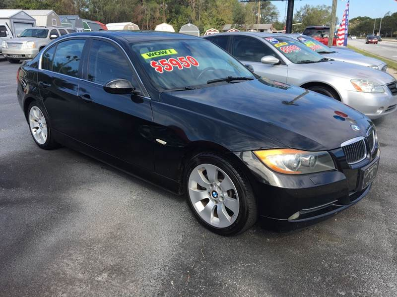 2006 BMW 3 Series for sale at GOLD COAST IMPORT OUTLET in Saint Simons Island GA