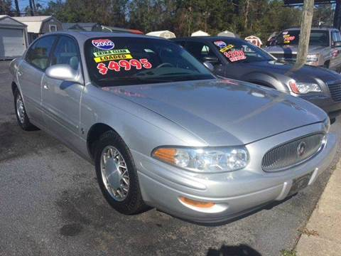 2002 Buick LeSabre for sale at GOLD COAST IMPORT OUTLET in St Simons GA