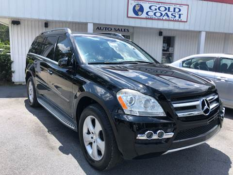 2011 Mercedes-Benz GL-Class for sale at GOLD COAST IMPORT OUTLET in St Simons GA