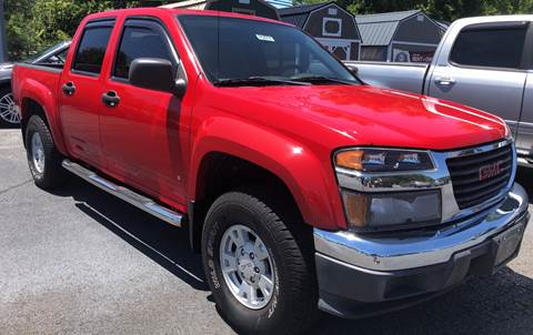 2006 GMC Canyon for sale in St Simons, GA