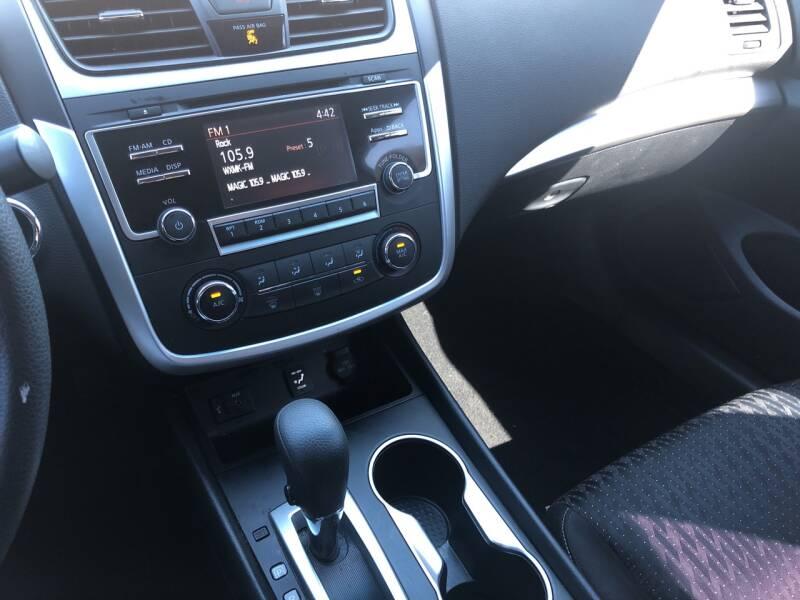 2016 Nissan Altima 2.5 S 4dr Sedan - St Simons GA
