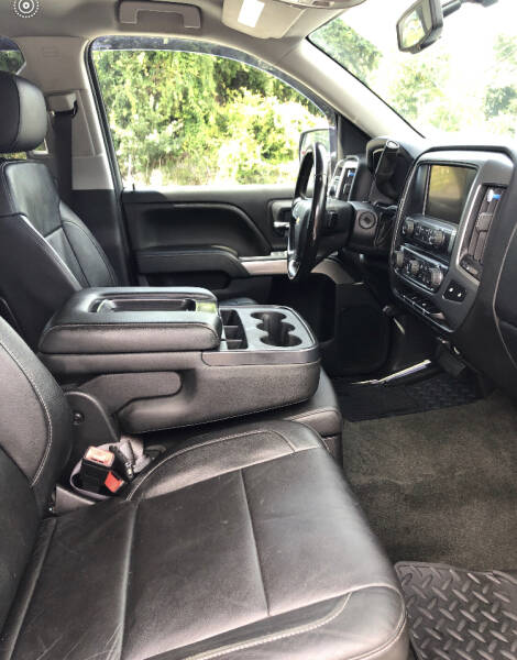 2014 Chevrolet Silverado 1500 4x4 LT Z71 4dr Crew Cab 5.8 ft. SB - St Simons GA