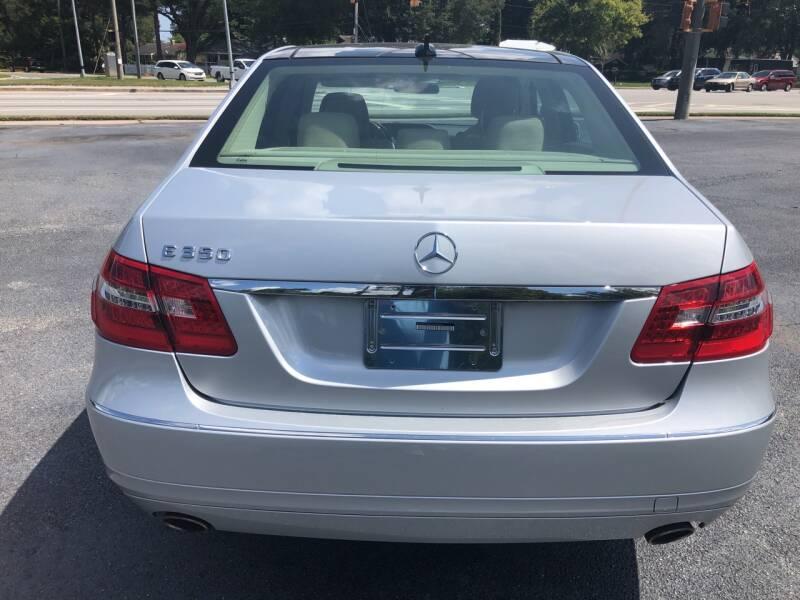 2012 Mercedes-Benz E-Class E 350 Luxury 4dr Sedan - St Simons GA