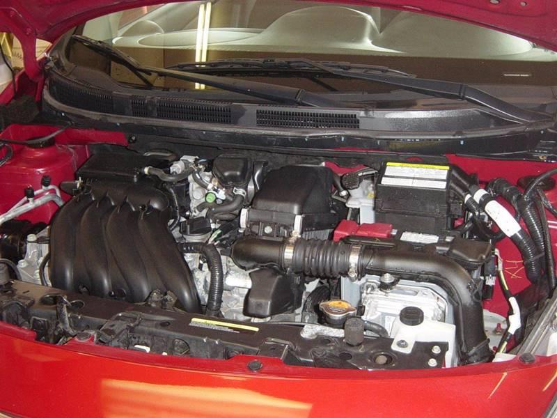 2015 Nissan Versa 1.6 SV 4dr Sedan - Greeley CO