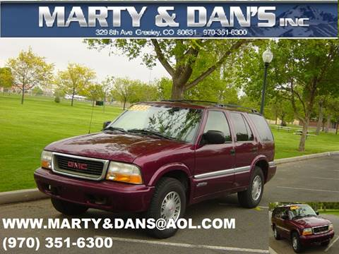2000 GMC Jimmy for sale in Greeley, CO