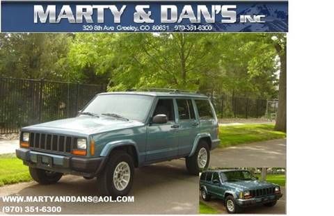 1999 Jeep Cherokee for sale in Greeley, CO