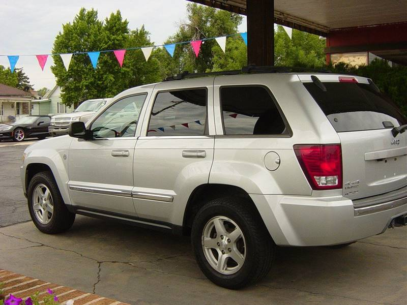 2007 Jeep Grand Cherokee 4x4 Limited 4dr Crossover - Greeley CO