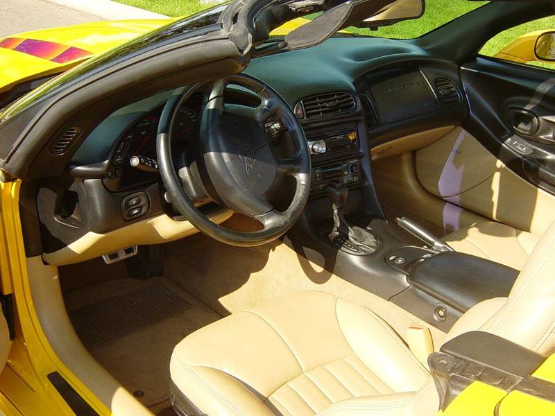 2000 Chevrolet Corvette 2dr Convertible - Greeley CO
